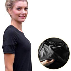 T-shirt Correcteur de Posture Femme | Swedish Posture
