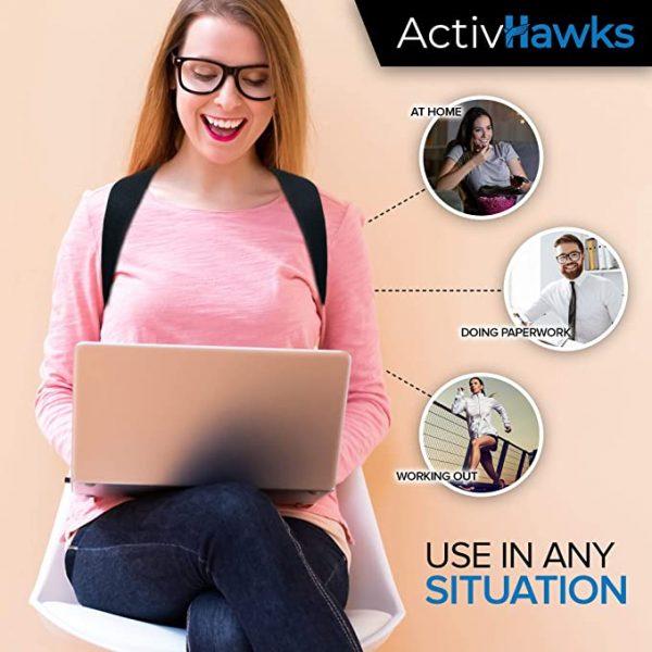 Utilisation du ActivHawks AHPC4