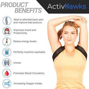 ActivHawks Correcteur de posture