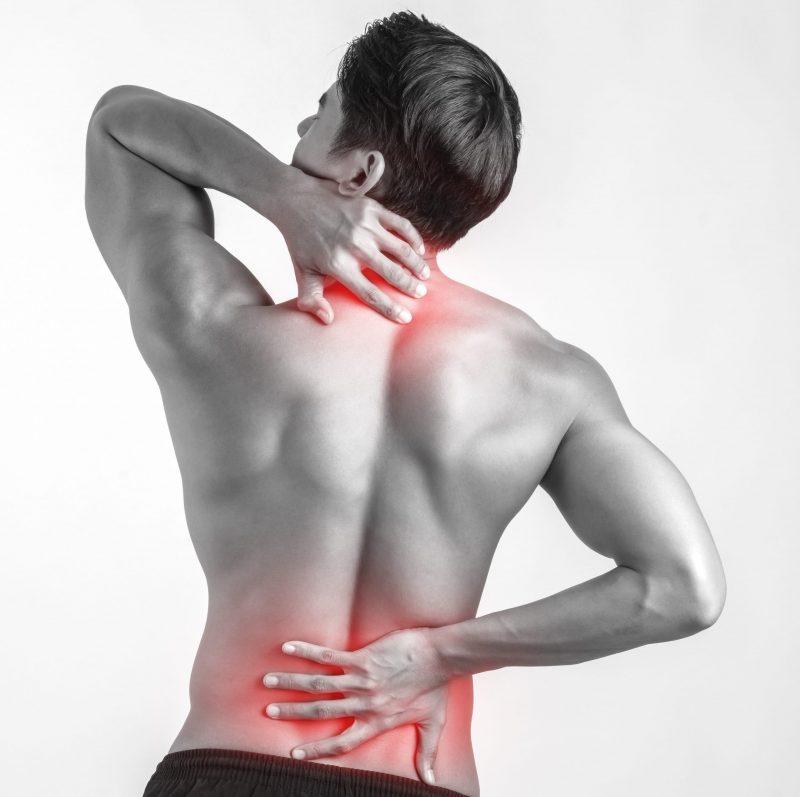 Douleur dorsale