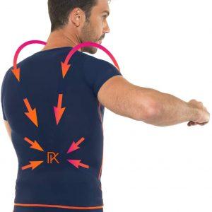 T-Shirt LYNE FIT pour Homme | PERCKO