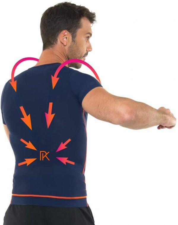 t-shirt Percko LYNE-FIT