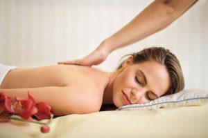 massage pour soulager le dos