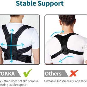 Correcteur de Posture Unisexe | VOKKA