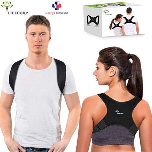 Lifecorp correcteur de posture